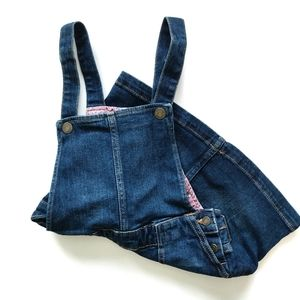 Gap kids denim jumper
